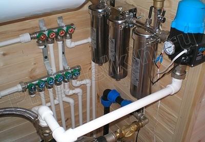 Как сделать трубу для отвода воды 66