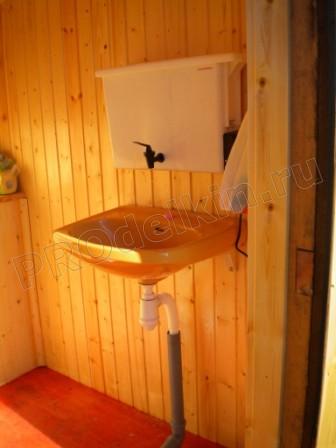 Дачный душ своими руками пользуемся