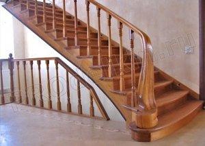 Подборка фотографий деревянных лестниц