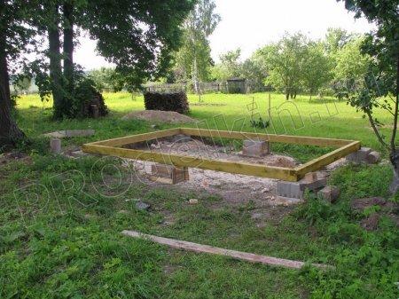 Cтроительство своими руками «Туалет + Душ + Сарай»