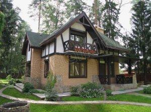 Строительство компактного и удобного дома
