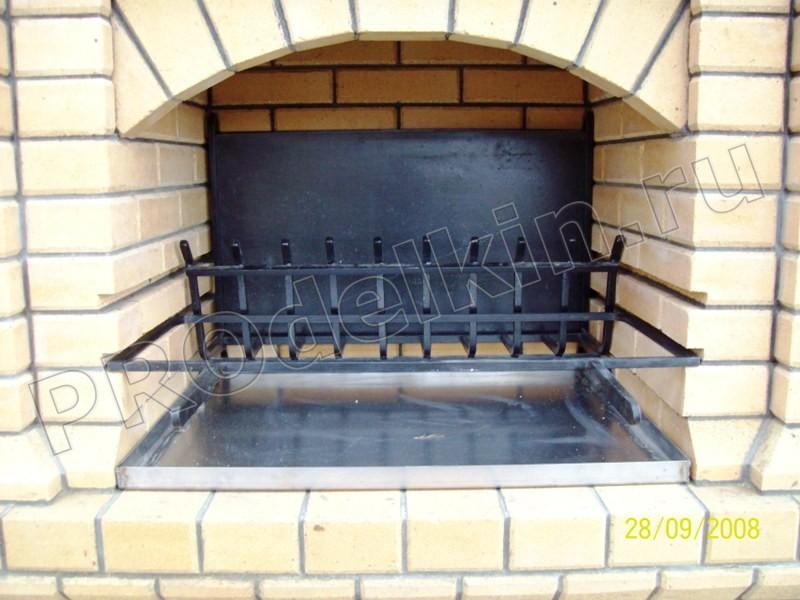 крытая летняя кухня с барбекю мангалом казаном своими руками