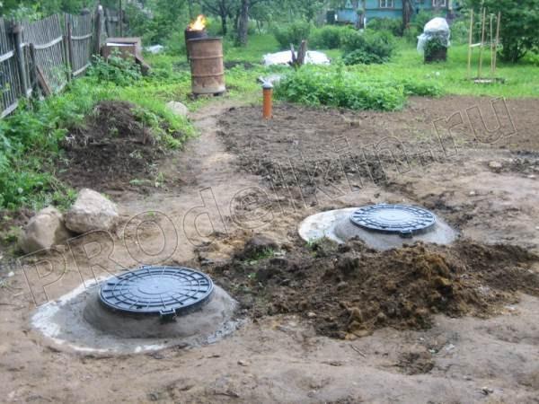 Выкопать колодец своими руками