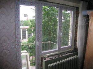 Новые окна в квартире