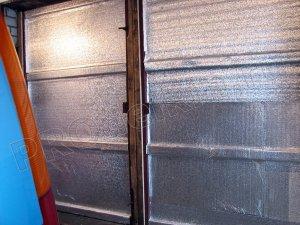 Как утеплить ворота в гараже