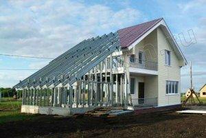 Строительство домов дешево