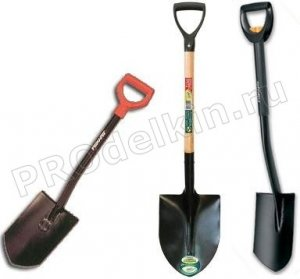Лопата своими руками
