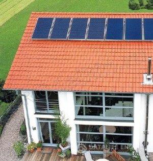 Применение солнечных батарей
