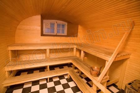 Основное строительство бани