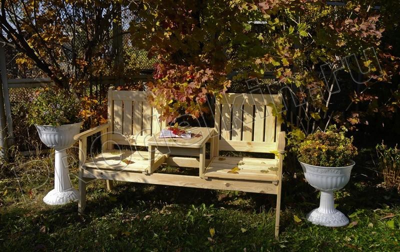 Как изготовить деревянную скамейку своими руками фото 168