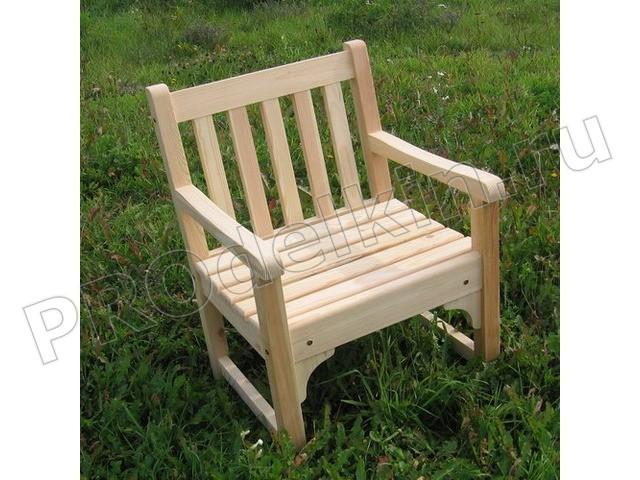 Скамейки кресла из дерева своими руками